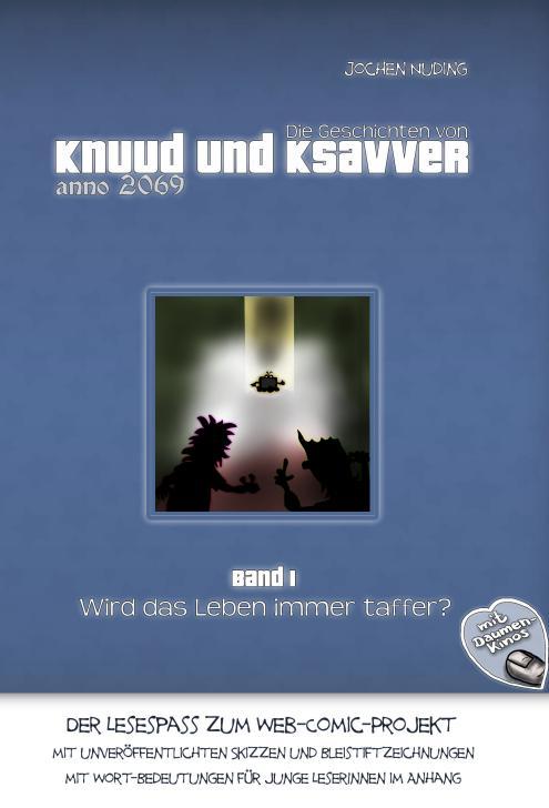 Cover A Knuud & Ksavver Band 1