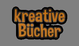 Kreative Bücher Schriftzug Aktiv Kreativ Studio Nuding